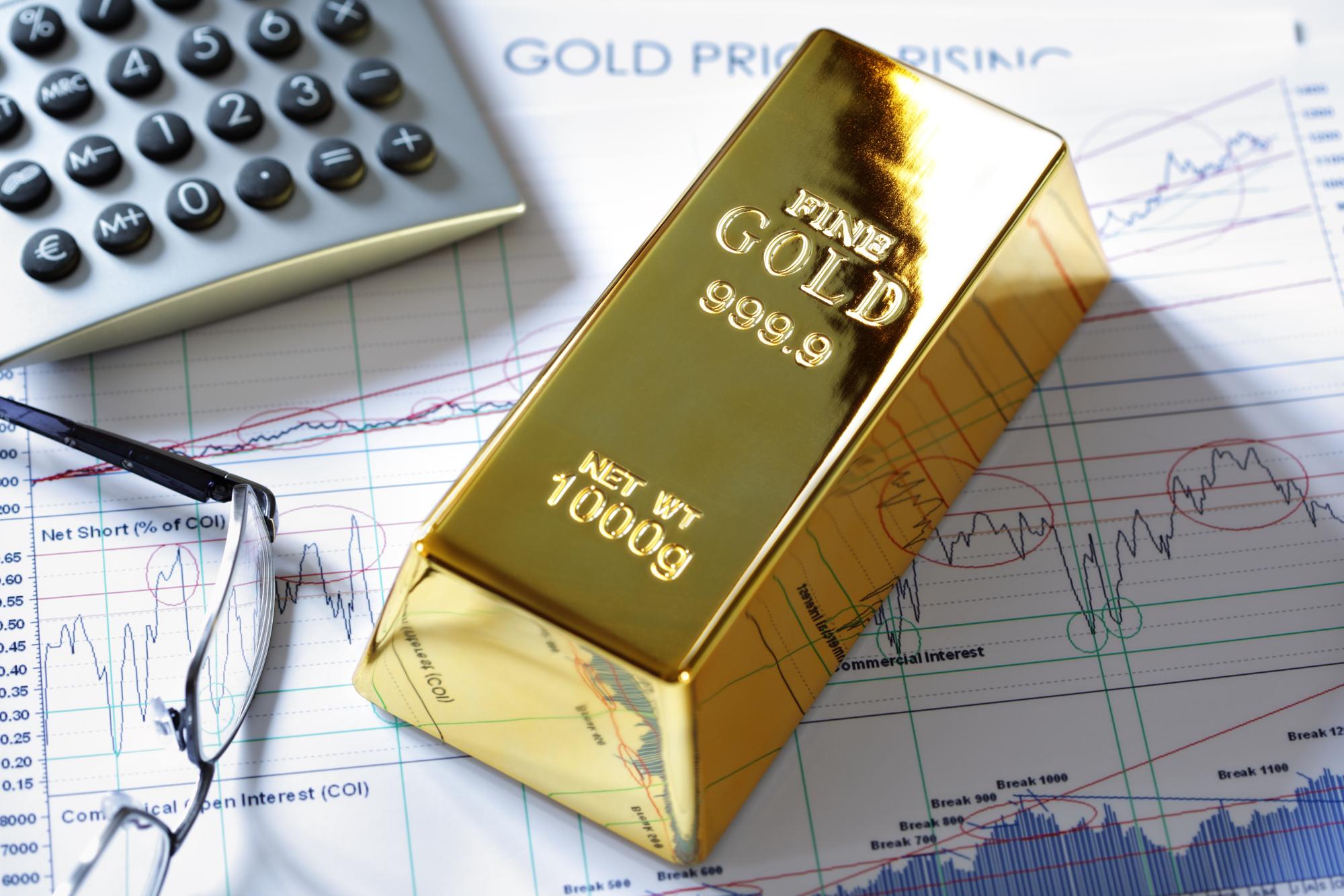Gold oder Aktien